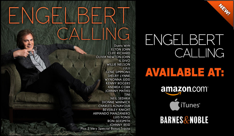 Engelbert Calling - USA Release Sept 30th, 2014